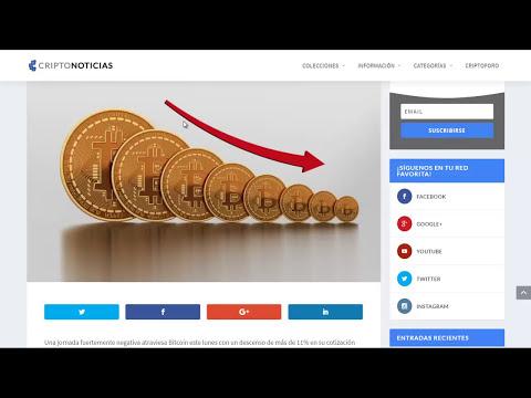 ¿Por Que Baja De Precio El Bitcoin? ¿Cual Es El Mejor Momento Para Comprar O Vender?