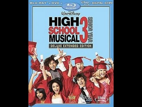Opening To High School Musical 3 2009 DVD