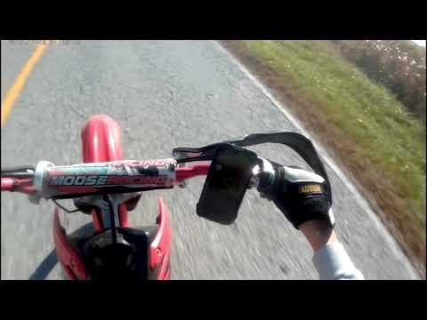 Top speed test