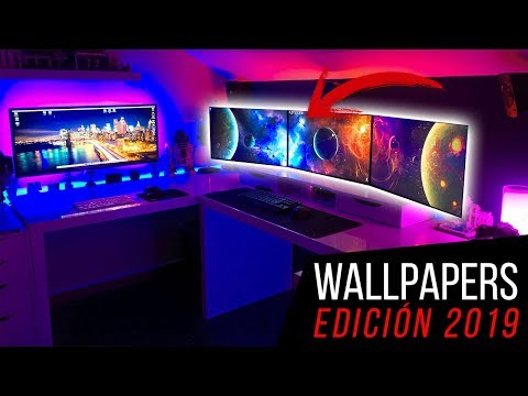 Pack De Wallpapers Gaming Para Tu Pc 2019 Minimalistas Ultrawide Widescreen 4k 1080p Fullhd