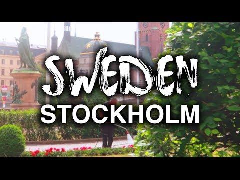 TRAVELLING TO STOCKHOLM SWEDEN 2018 | GAMLA STAN | VLOG