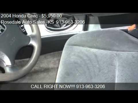 2004 Honda Civic EX - for sale in Kansas City, KS 66103