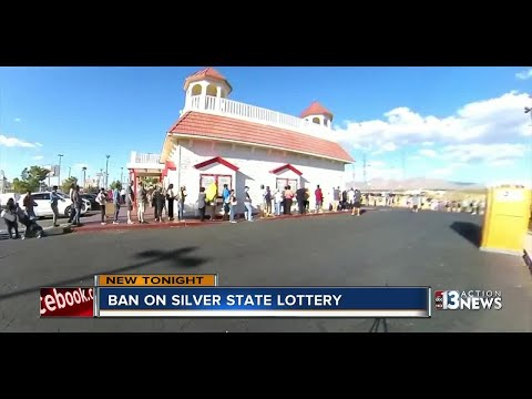 Why Nevada doesn't have Powerball