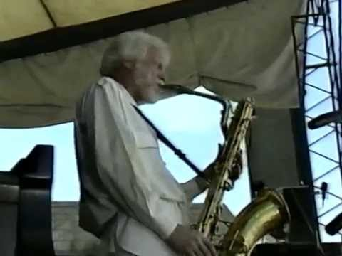 Gerry Mulligan Quartet - Walking Shoes - 8/23/1986 - Newport Jazz Festival (Official)