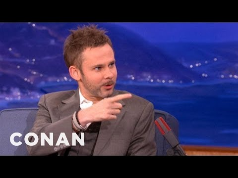 Dominic Monaghan Interview - CONAN on TBS
