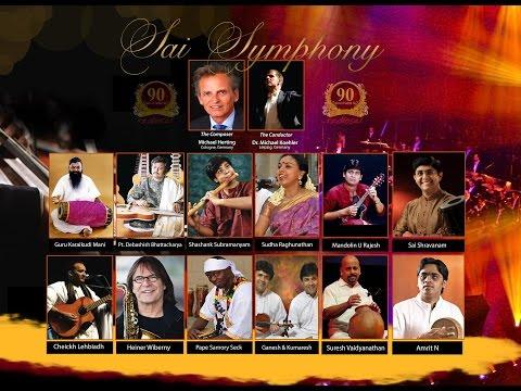 Sai Global Symphony - Composed by Mike Herting at Sai Kulwant Hall  - 23 Nov 2015