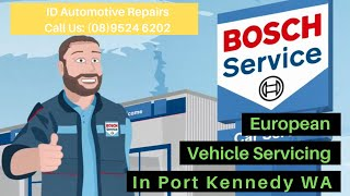 Professional Automotive Repairs And Servicing For European Vehicles Port Kennedy WA