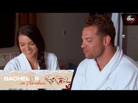 Adam and Raven's Fantasy Suite - Bachelor In Paradise