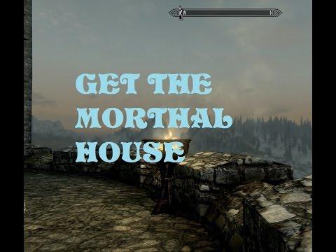 The Elder Scrolls V: Skyrim   Hearthfire   How to Get the Morthal House  