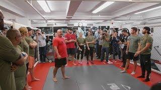 Bellator MMA: Jay Glazer - Merging Vets & Players