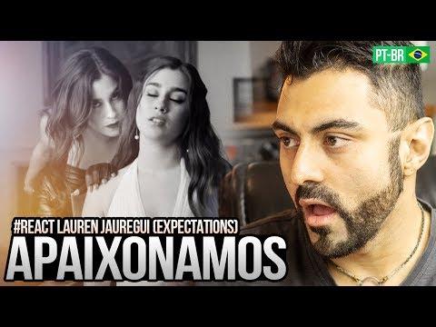 REAGINDO a Lauren Jauregui - Expectations