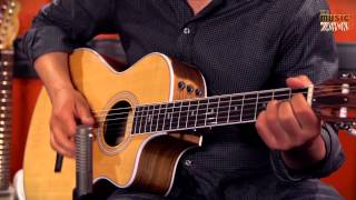 Get To Know The Taylor 412ce-n Nylon String Guitar