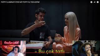 KocaKarı Ansiklopedisi - Orkun Işıtmak'ın Poppy ile Olan Videosunu İzliyor