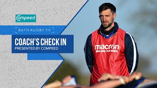 Coach's Check In | Luke Charteris
