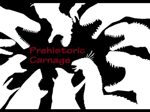 Prehistoric Carnage! (Collab with Paleo Fazbear, MatromX, Etc...Etc... )