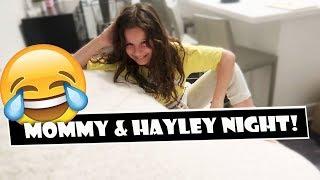 Mommy Hayley Night  WK 379.6 Bratayley