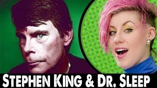 Top 5 Favorite Stephen King Novels & Dr. Sleep Review. Ep68:
