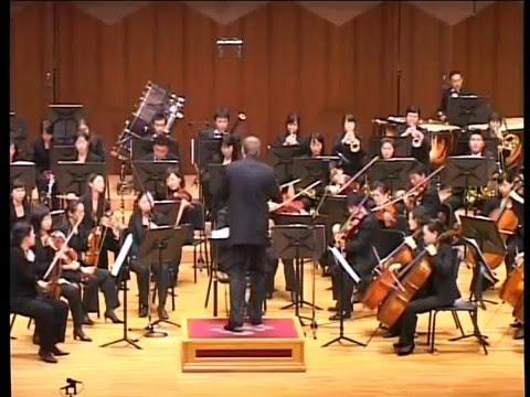 PIOTR BORKOWSKI conducts - A. DVORAK - SYMPHONY NO 8 4th movement