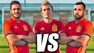 Download Video JORDI ALBA VS KOKE VS DELANTERO09 - Retos de Fútbol MP3 3GP MP4