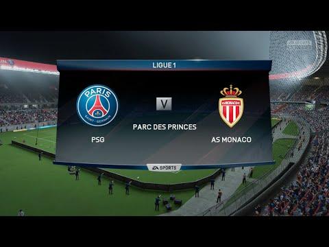 FIFA 16 - Paris Saint Germain vs. AS Monaco @ Parc des Princes