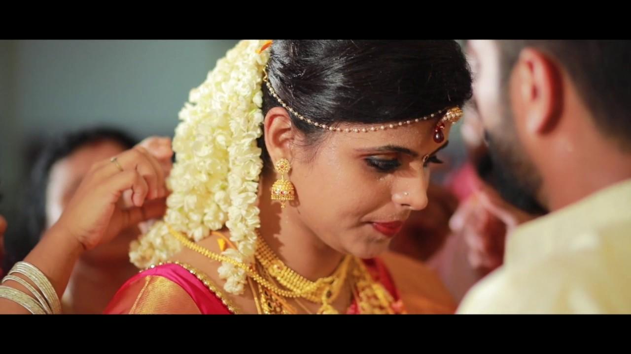 Kerala Hindu Nair Wedding Highlights Nimmy Nithin 2017