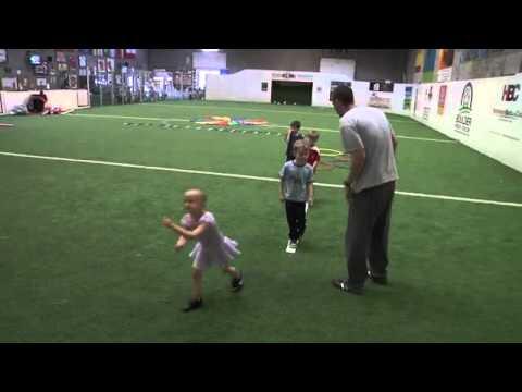 Adult indoor soccer Swinger