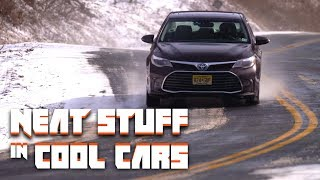 toyota avalon the ultimate track test