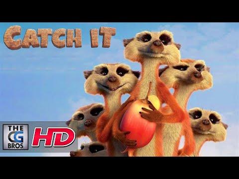 "CGI 3D Animated Short: ""Catch It"" - by ESMA"