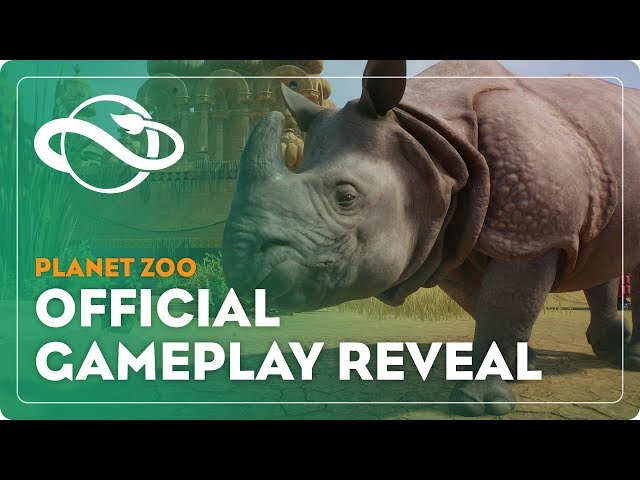 Planet Zoo | Official Gameplay Reveal