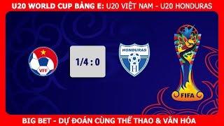 FIFA U20 World Cup 2017: U20 Việt Nam phải