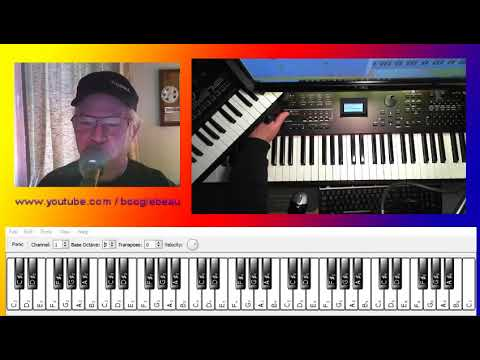 How To Play   96 Tears  Ninety Six Tears on the electronic keyboard