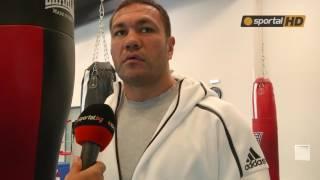 Кубрат Пулев: Няма да се бия с Джошуа тази година