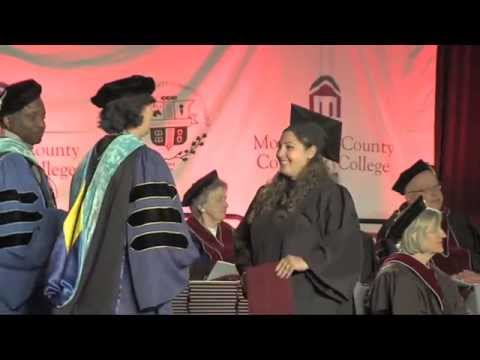 2015 Commencement Ceremony - Montgomery County Community College