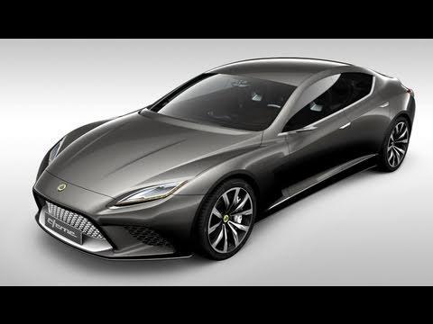& All-New 4-Door Lotus GT - 2015 Eterne (HD) - YouTube