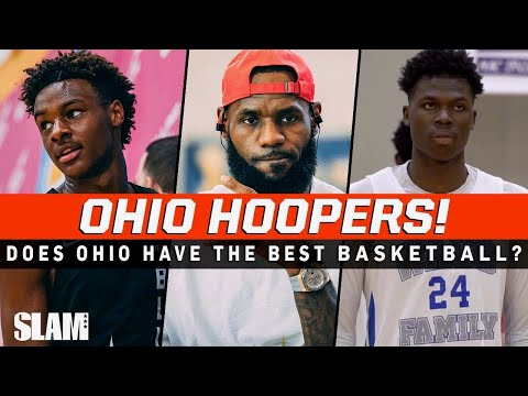LeBron James, Bronny James, Chris Livingston and MORE! Does Ohio have the BEST hoopers⁉️