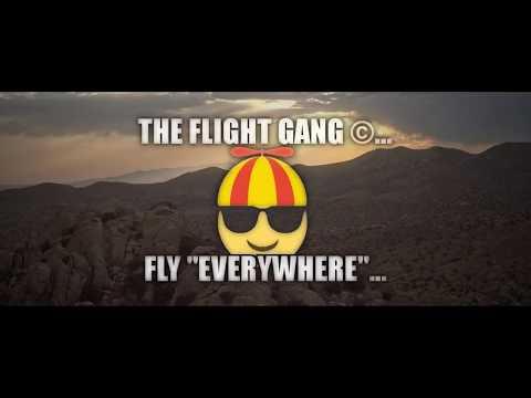 Flying in Dragoon and Clifton, Arizona (GoPro Karma, PeauPro 8.25mm lens, Hero 5 Black)