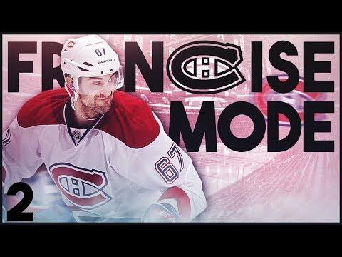 "NHL 18 - Montreal Canadiens Franchise Mode #2 ""Living Legend"""