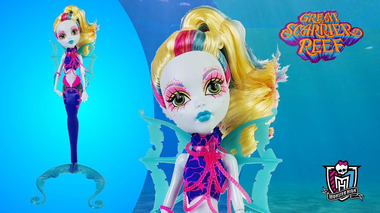 Monster High Coloring Pages Great Scarrier Reef - High Quality ... | 720x1280