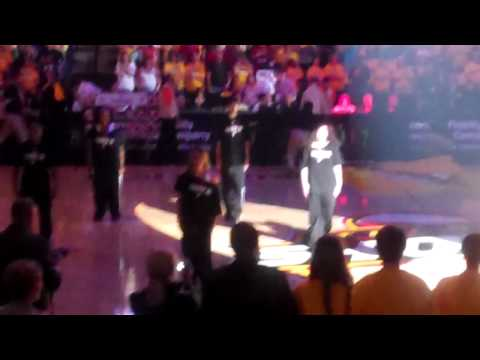 Intro Tulsa Shock - Featuring hip-hop dance crew IGNITION