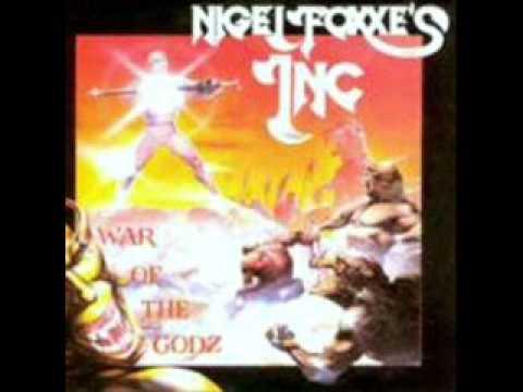 Nigel Foxxe´s Inc - War Of The Godz (II): Avengin´Godz