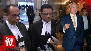 Najib wins one appeal but loses three others over SRC International case thumbnail