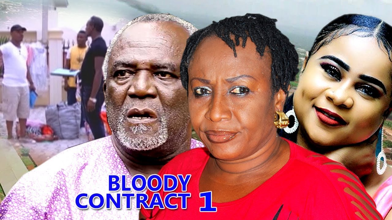 Download Bloody Contract Season 1 - Latest 2018 Nigerian Nollywood Movie Full HD 1080p