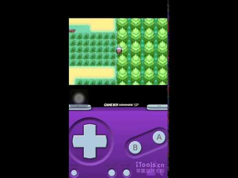 GBAiOS Pokemon Fire Red Cheat Codes