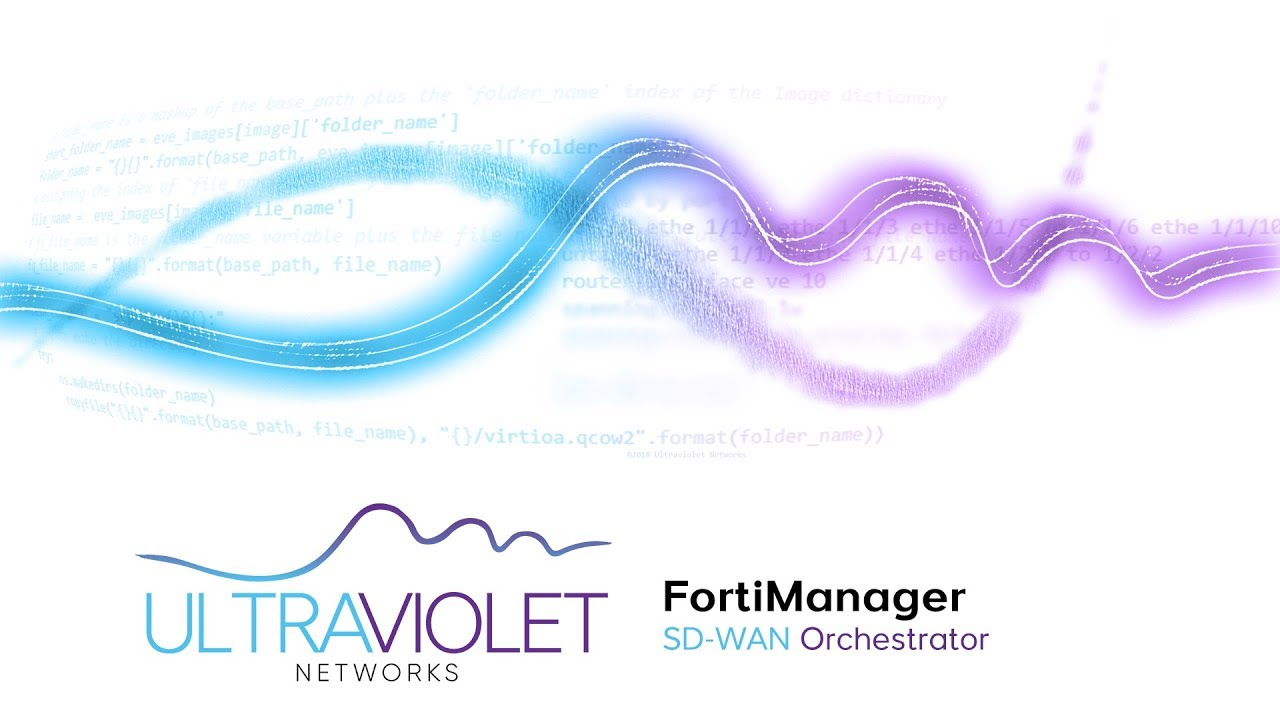 A look at FortiManager SD-WAN Orchestrator
