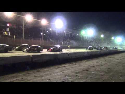 Orange County Fair Speedway Crate Sportsman Field at ESW