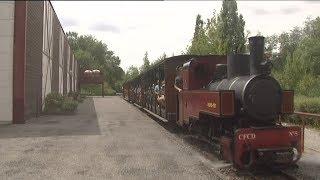 Le petit train touristique de la Haute-Somme