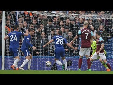 Chelsea 1-1 west ham live watch along