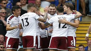 Video Gol Pertandingan Burnley vs West Bromwich Albion