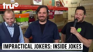 Impractical Jokers: Inside Jokes - Barefoot Joe | truTV