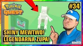 SZOK! SHINY MEWTWO! - Pokemon QUEST PL #34